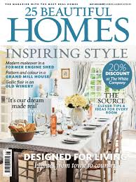 Housebeautiful Magazine by 25 Beautiful Homes Magazine Discount Subscription