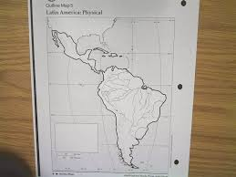 Blank Map Latin America by Middleamericajpg Map Tests Central America Map Worksheets Maps