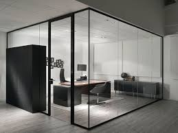 Contemporary Office Interior Design Ideas Glass Divider Partition Ideas Modern Design Offices Pinterest