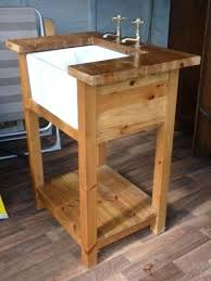 Free Standing Sink Kitchen Free Standing Sink Ohfudge Info