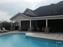 Design A Custom Home Designing A Custom Pool House Or Pool Cabana What Should Be