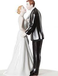 romance u201d kissing couple cup cake wedding cake topper figurine