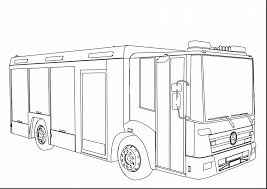remarkable mercedes econic fire truck coloring page wecoloringpage