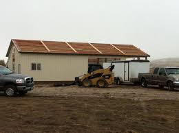 garage shop barn hibbard construction idaho home builder