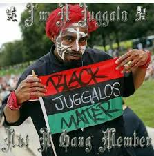 100 juggalo pic what the happened at the juggalo march on