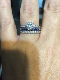 thin line wedding ring a ring with meaning the thin blue line is significant to those