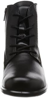 womens boots 25 amazon com ecco footwear womens touch 25 lace boot ankle bootie
