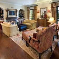 Photos HGTV - Tuscan family room