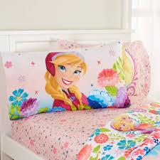 disney u0027s frozen reversible full bed in a bag bedding set comes