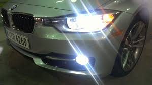 bmw f30 fog light bulb anyone running hid s in the fogs yet