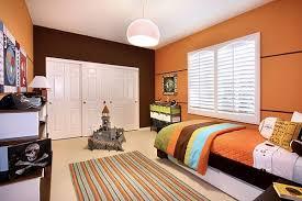 brown bedroom ideas stunning brown and orange bedroom ideas in bedroom designs orange