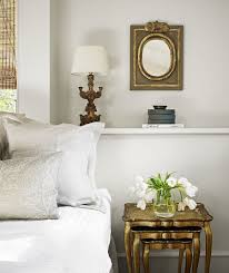 Drum Accent Table by Bedrooms Stunning Master Bedroom With White Comfy Bed And