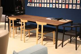 a trip into the world of stylish dining tables