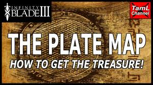 License Plate Map Of The United States by Infinity Blade 3 The Plate Map Youtube
