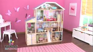 majestic mansion u0026raquo kidkraft toys video gallery