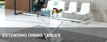 Grey Extendable Dining Table Memory Extendable Grey Glass Dining Table Glass Top Extendable