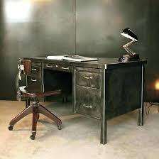 strafor bureau bureau type industriel bureau style industriel loft conforama bureau