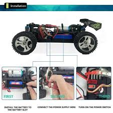 wltoys a979b 4wd 1 18 monster truck rc car 70km sale banggood