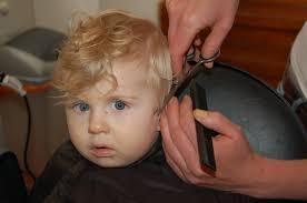 cardiffmum baby u0027s first hair cut