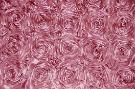 pink rosette table runner mauve rosette satin table runners