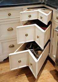 Best Cabinet Accessories And Storage Images On Pinterest - Kitchen cabinets corner drawers