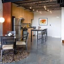 Kitchen Rail Lighting Austin Painting Concrete Floors Kitchen Transitional With White