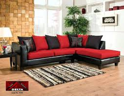 red and black living room set red and black living room set black and red living room furniture