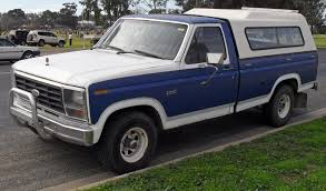 Classic Ford Truck Database - 1983 ford explorer news reviews msrp ratings with amazing images
