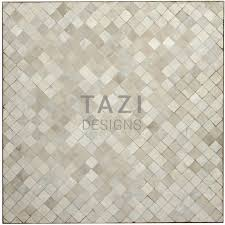 Tile Bistro Table Square Bistro Table In White Mosaic Tile Tazi Designs