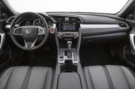 Honda Civic 1993 Interior Shingle Springs Honda U2014 2018 Honda Civic Coupe Overview