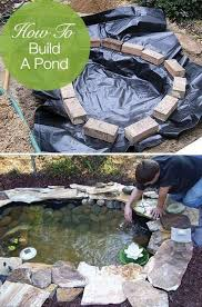 Small Backyard Fish Pond Ideas 7 Best Ponds Images On Pinterest Backyard Deko And Desert Backyard