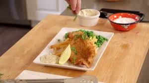 Scottish Comfort Food October Recipe Haddock And Chips The Secret To The Perfect