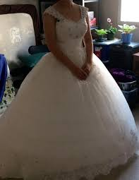 wedding dress hoop i can see my hoop skirt my wedding dress the knot