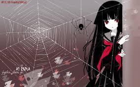 enma ai jigoku shoujo wallpaper 722638 zerochan anime image