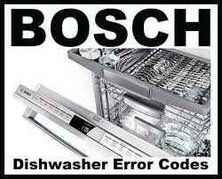 black friday bosch dishwasher bosch dishwasher error codes u2013 how to clear u2013 what to check diy