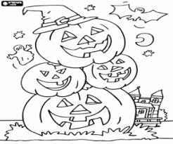 imagenes de halloween para imprimir y colorear juegos de halloween para colorear imprimir y pintar