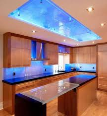 Led Kitchen Lighting Ceiling Awesome Stylish Led Lights Kitchen Ceiling Light Design In