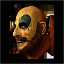 captain spaulding latex mask mad about horror