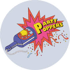 party poppers chagne party poppers newyearfavors