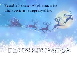 merry christmas love free ecard