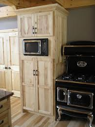 pantry cabinet pantry microwave cabinet with ideas about