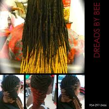 How To Dread Hair Extensions by Braids By Bee Best Braids In South Florida