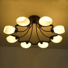 Flush Ceiling Lights For Kitchens Flush Mount Ceiling Light Led Ceiling Light Modern Brief