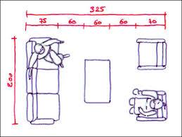 plan canapé aménager un salon pratique et cosy côté maison