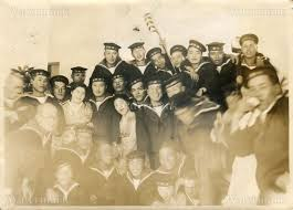 Comfort Women Japan Original Wwii Japanese Photo Navy Marine Soldiers Party Comfort
