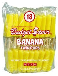 banana halloween bag budget saver banana twin pops walmart com