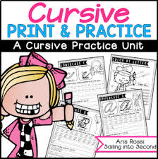 handwriting teaching resources u0026 lesson plans teachers pay teachers
