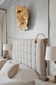 Bedroom Reading Lights Jean Louis Deniot Headboard Sconces And Table Ls Bedrooms