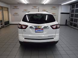 2014 used chevrolet traverse fwd 4dr lt w 1lt at landers chevrolet