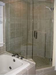Corner Shower Stalls For Small Bathrooms by Bathroom 2017 Shower Stalls With Doors With Floating Shelves